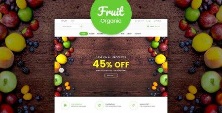Fruitshop - Responsive WooCommerce WordPress Theme