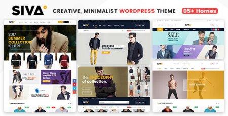 VG Siva - Creative, Minimalist WooCommerce Theme