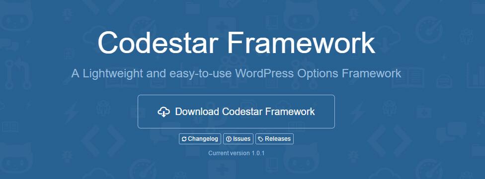 Инструменты WordPress разработчика - Codestar Framework