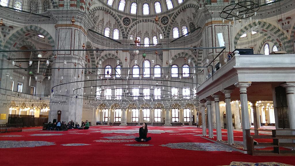 Стамбул зимой. Что посмотреть и посетить в Стамбуле в Новый год.