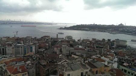 Стамбул взимку. Що можна побачити і відвідати в Стамбулі в Новий рік.