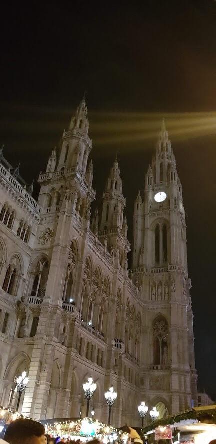 Где встретить Новый год в Вене